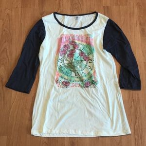 Urban Outfitters Graphic Baseball Tee